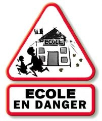 prof,education nationale,école en danger