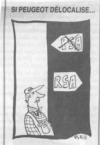 Pauvres,Fainéants,RSA
